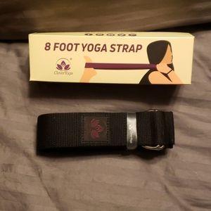 NIB 8 foot Yoga Strap